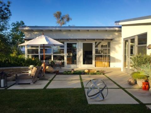 midcentury modern, Santa Barbara