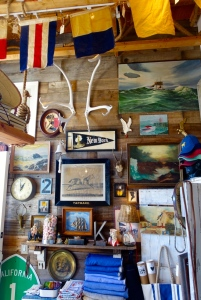 more art, nautical flags, rugs and more