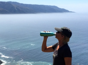 Hiking in Big Sur