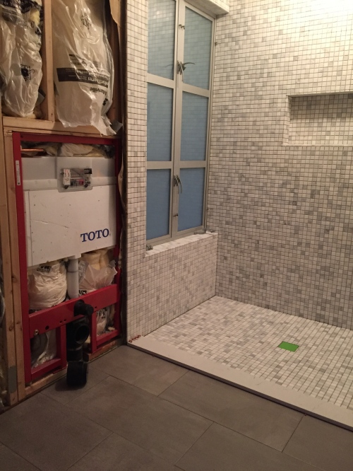 My bathroom renovation adventure