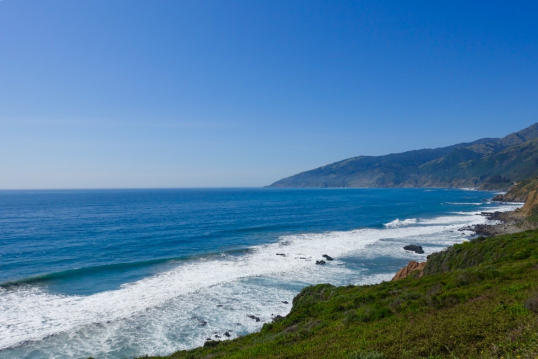 Going back in time in Big Sur