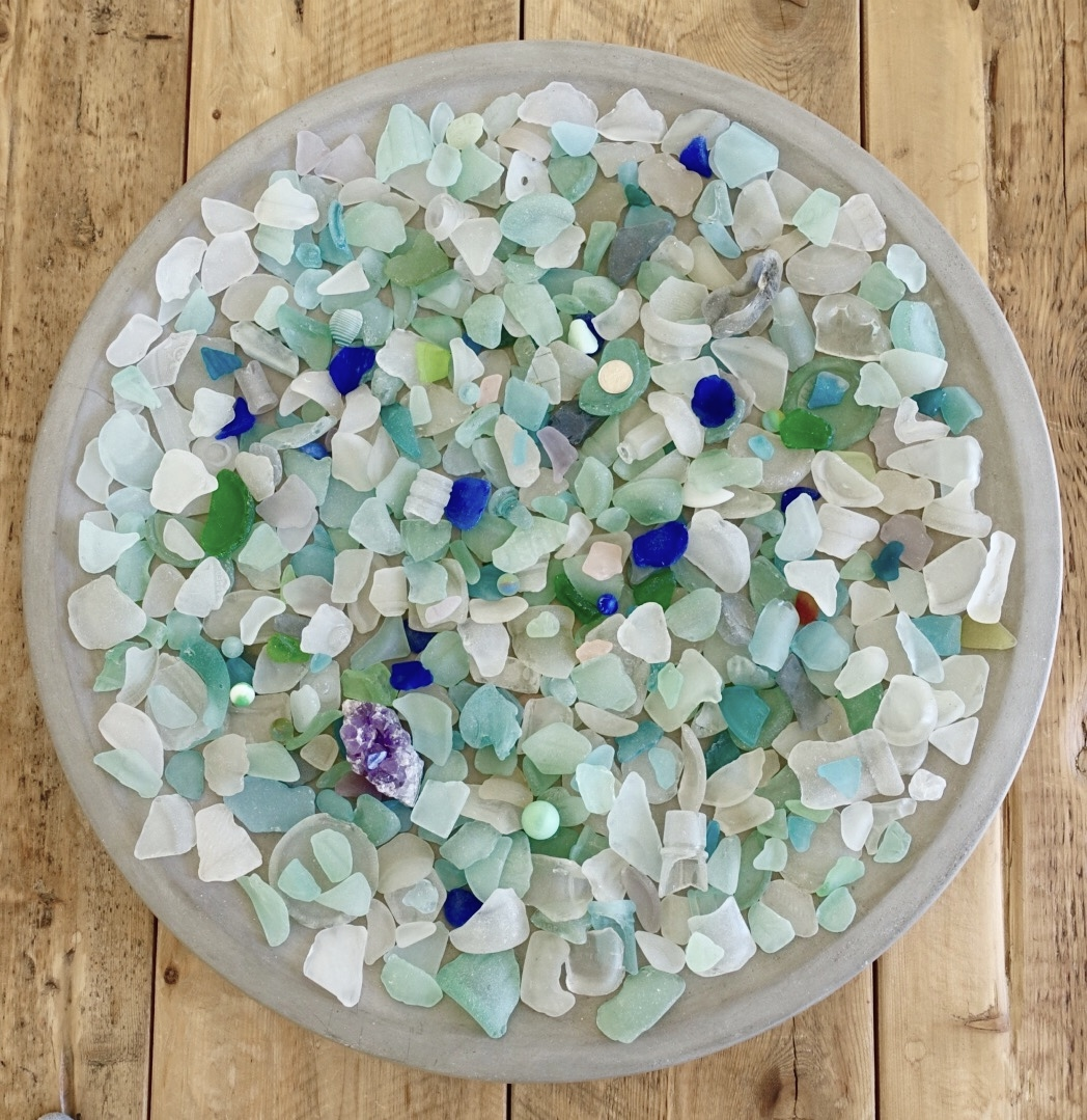 Seeing Sea Glass
