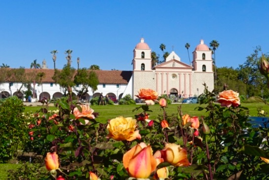Spring time in Santa Barbara