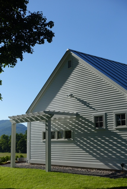 Scenes from a Modern Vermont Farmhouse