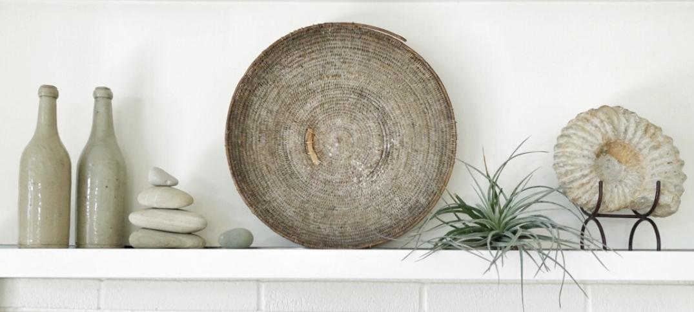 A Tisket, A Tasket, A Vintage African Basket