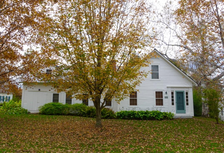 Leaf Season in Vermont